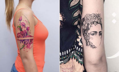 Cool Tattoos for Women