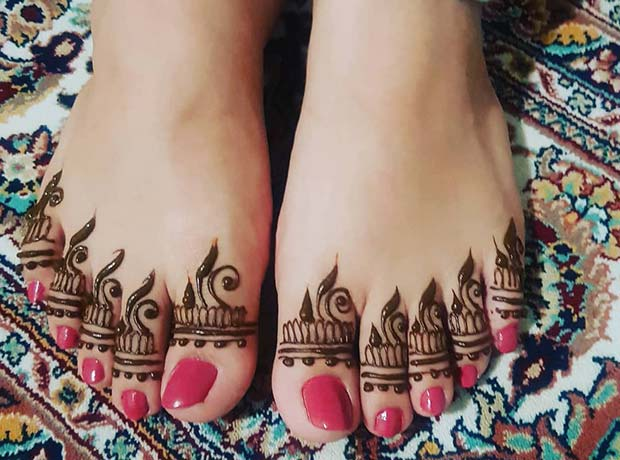 23 Simple Henna Designs That Are Easy to Draw