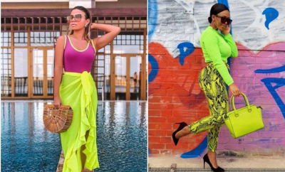 Neon Outfit Ideas for Summer