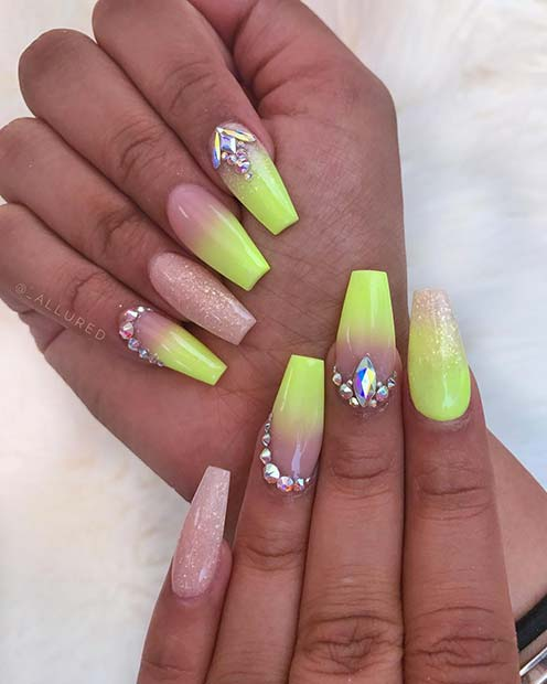 43 Neon Nail Designs That Are Perfect for Summer | Page 2 ...