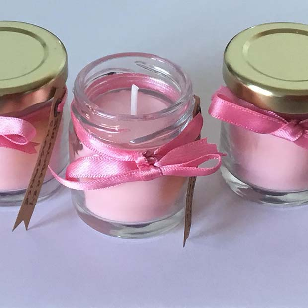 Pink Candles