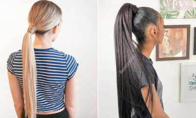 Sleek Ponytail Hairstyles
