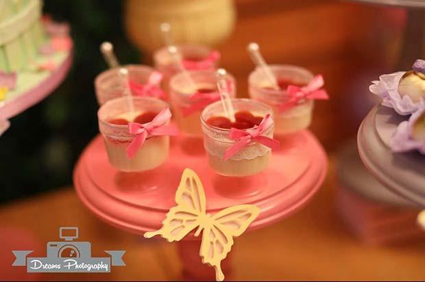 Small Dessert Idea