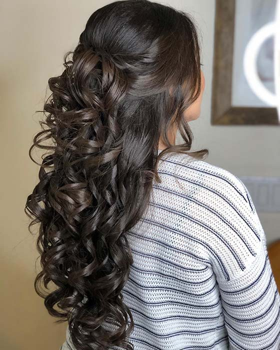 Quinceanera Hairstyles: 21 Best Quinceanera Hairstyles For Your Big Day