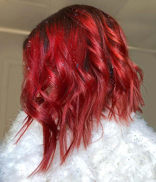 Bright Red Lob