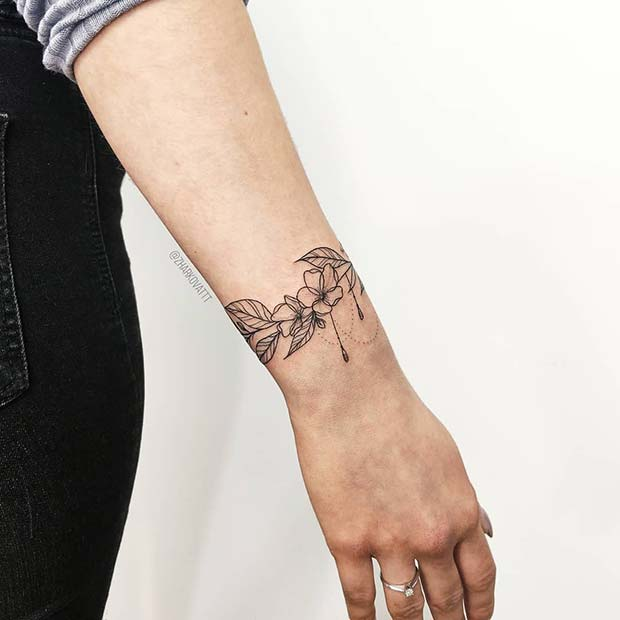 A Guide To Getting A Tribal Wrist Tattoo * Want to know ...