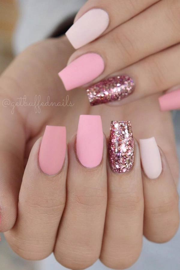 23 Light Pink Nail Designs and Ideas to Try