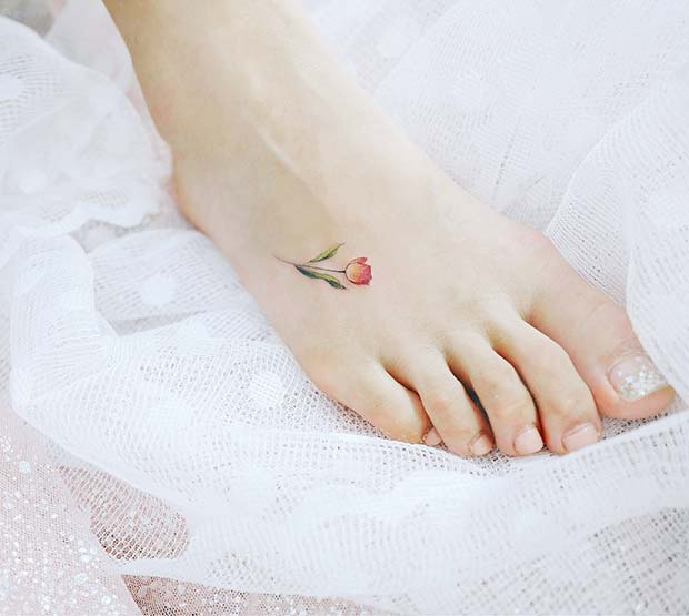b7931ab98 45 Awesome Foot Tattoos for Women   Page 4 of 4   StayGlam