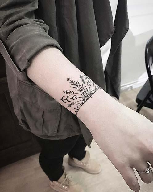 Statement Making Tattoo Idea