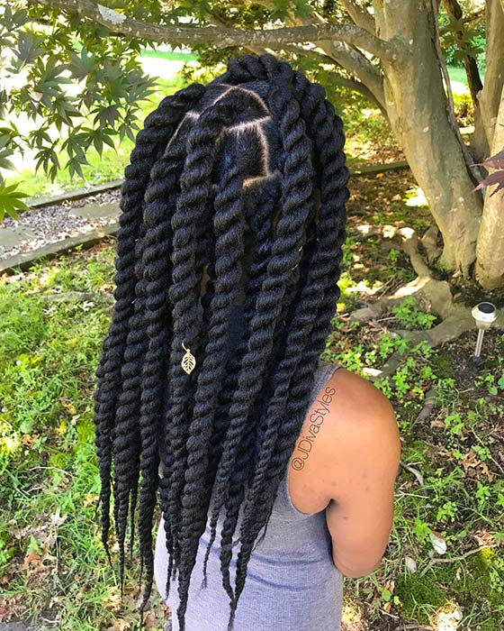 Trendy Havana Twists