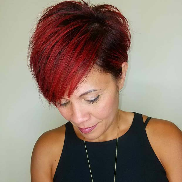 Red Hairstyles For Long Hair Red Hair Color Long Red Hair