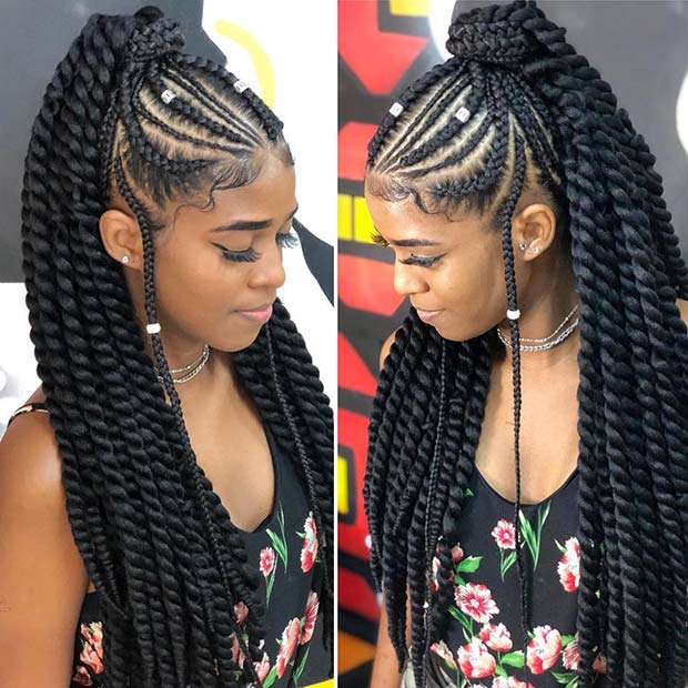 Twists and Braids