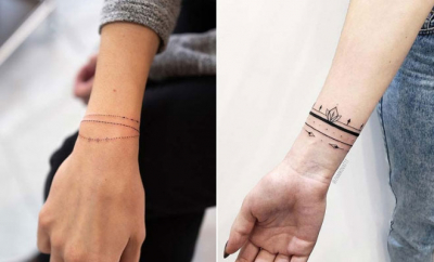 Bracelet Tattoo Ideas