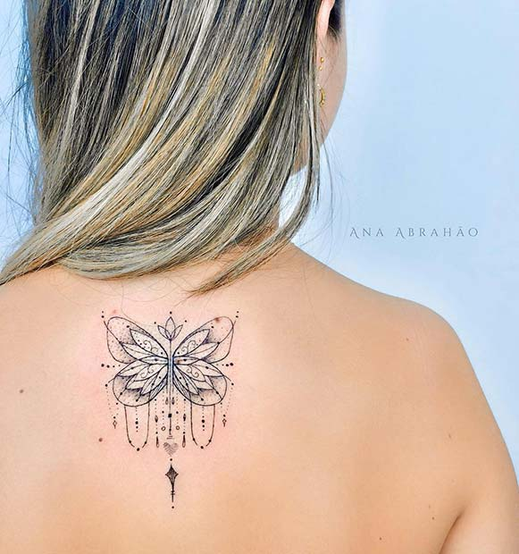 Pretty Butterfly Design