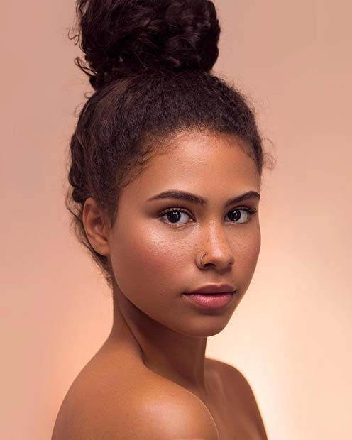 Simple and Stylish Makeup