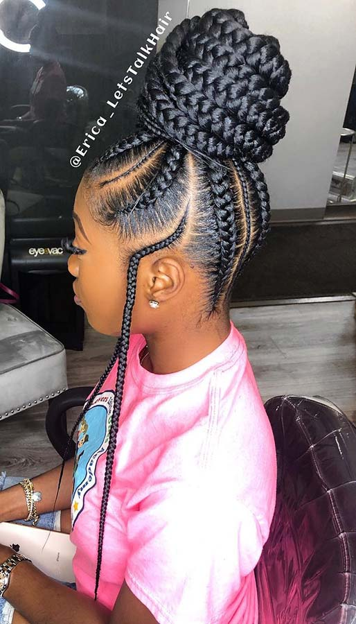 25 Popular Black Hairstyles We Re Loving Right Now Page