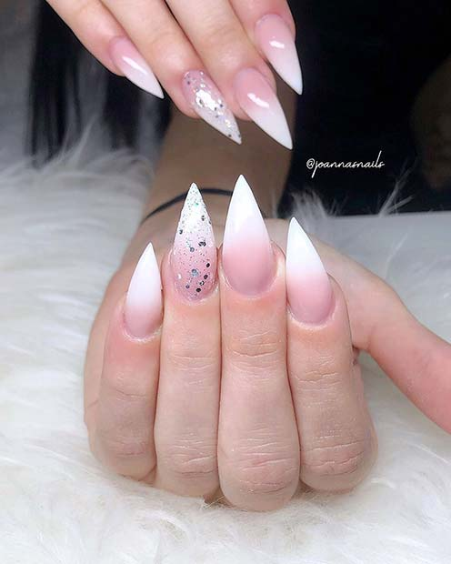 41 Elegant Baby Boomer Nail Designs You Ll Love Page 2 Of 4 Stayglam