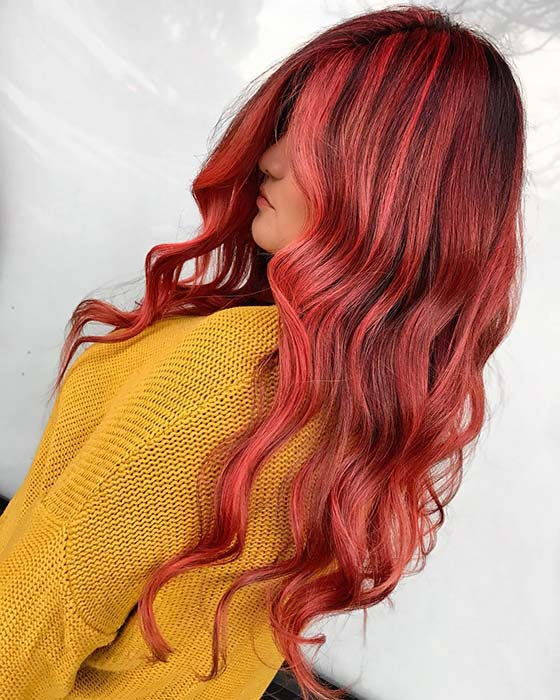 Strawberry Highlights