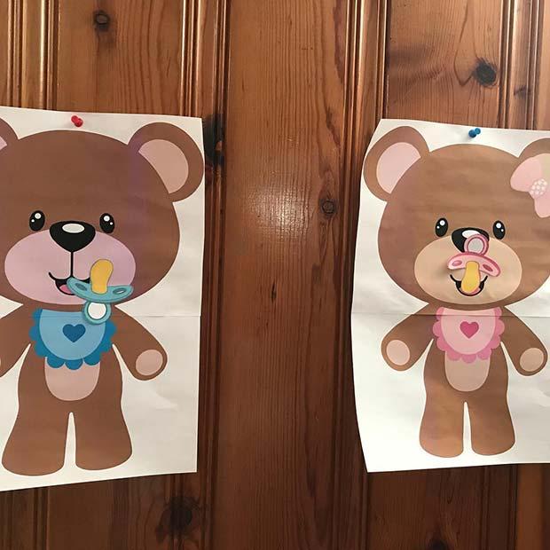 Cute Teddy Bear Game