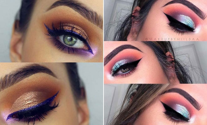 43 Pretty Eyeshadow Looks For Day And Evening Stayglam