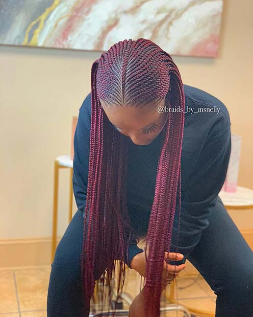 45 Hot Fulani Braids To Copy This Summer Page 4 Of 4