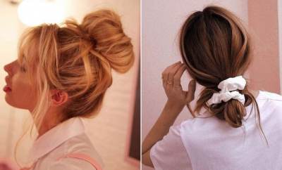 21 Cute And Easy Messy Bun Hairstyles Stayglam