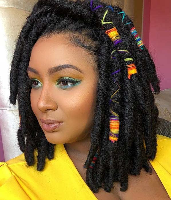 23 Ways To Wear Crochet Dreads This Season Page 2 Of 2 Stayglam