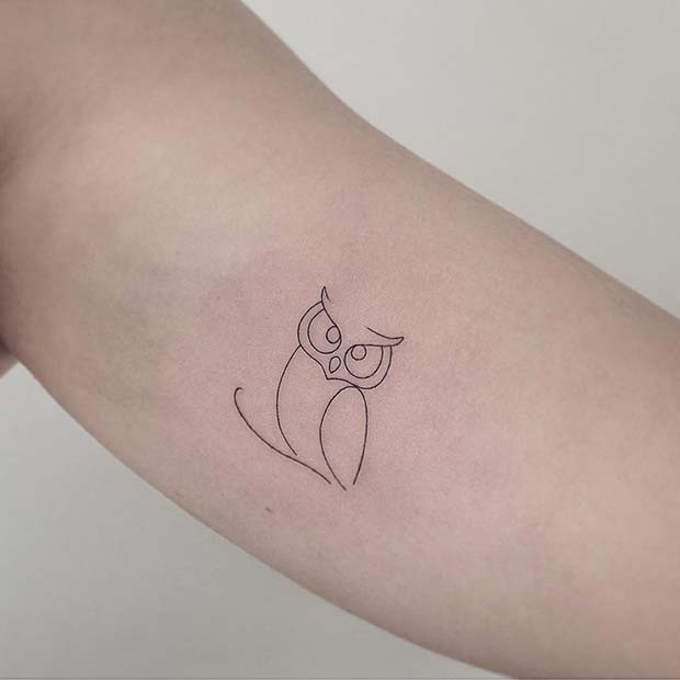 Simple Owl Design
