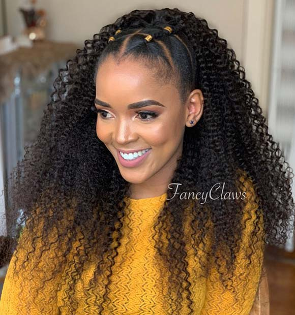 Trendy Curls