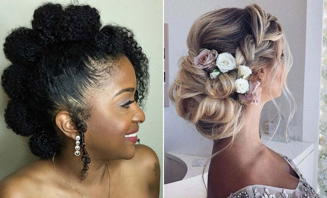 23 Most Beautiful Updo Hairstyles For Formal Events Stayglam