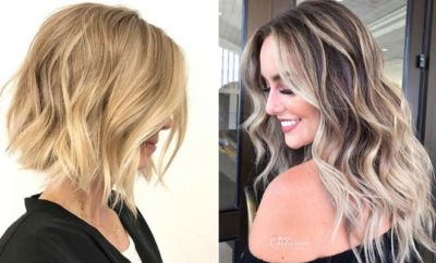 Blonde Highlights Ideas
