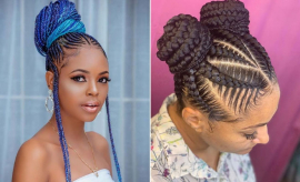 Braided Bun Hairstyles