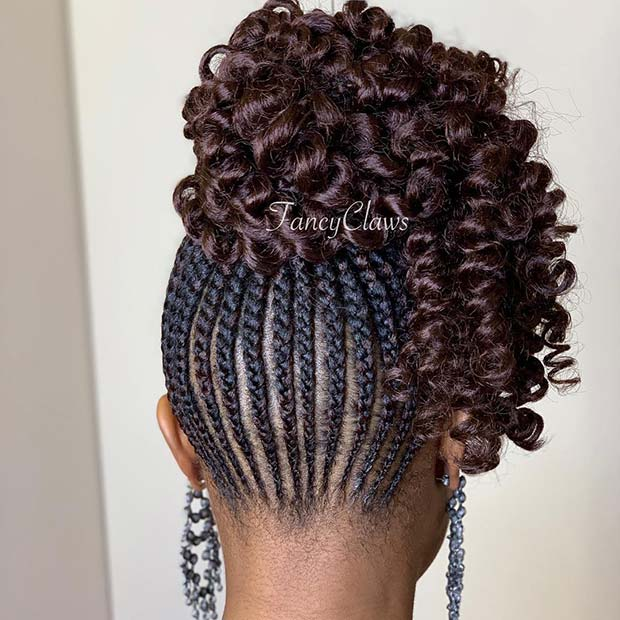 Braids and Curls