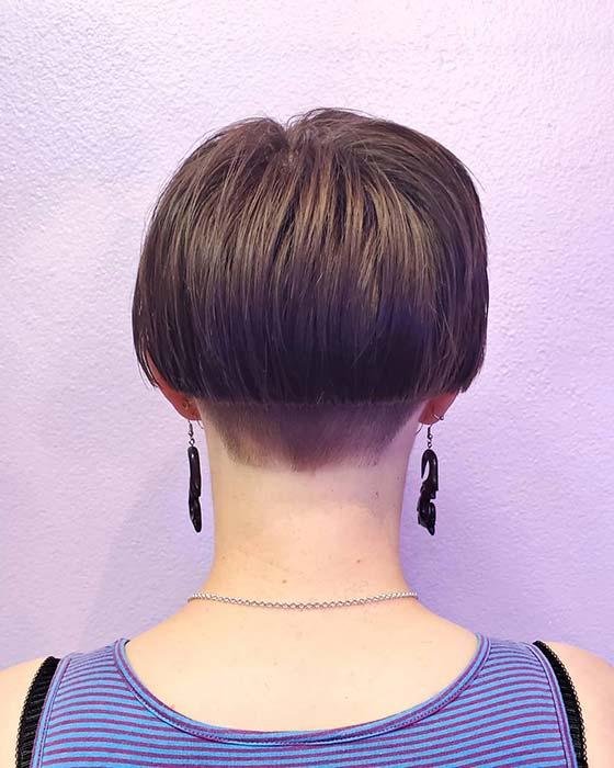 23 Bold And Beautiful Undercut Bob Haircuts Stayglam