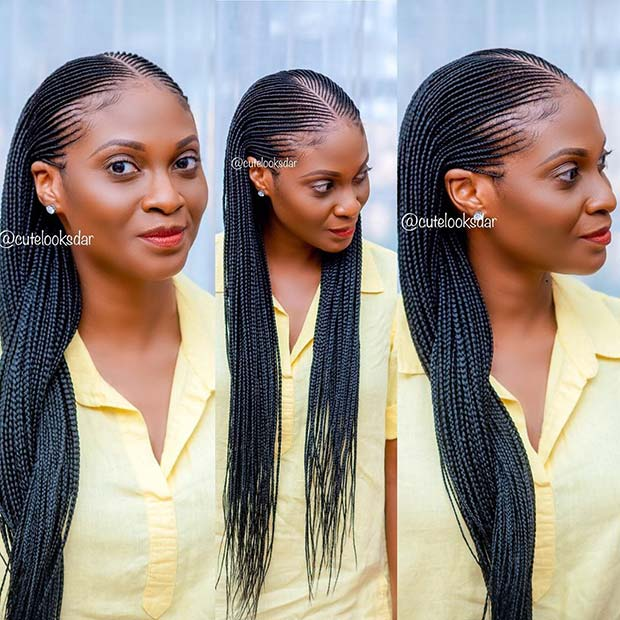 88 Best Black Braided Hairstyles To Copy In 2020 Page 7 Of 9 Stayglam