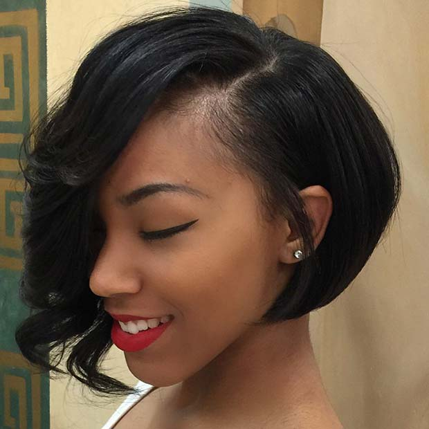 Short Asymmetric Bob