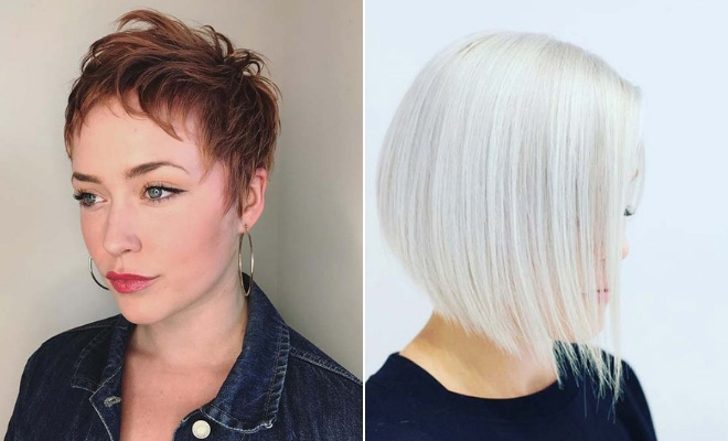 23 Best Short Hairstyles for Women with Fine Hair | StayGlam