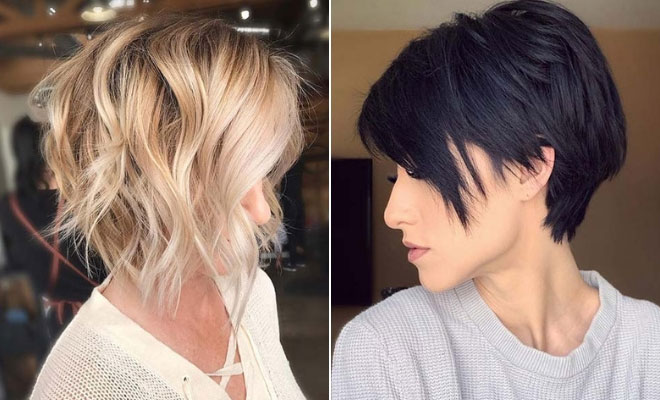 976677ff0f2843 23 Short Layered Hair Ideas for Women | StayGlam