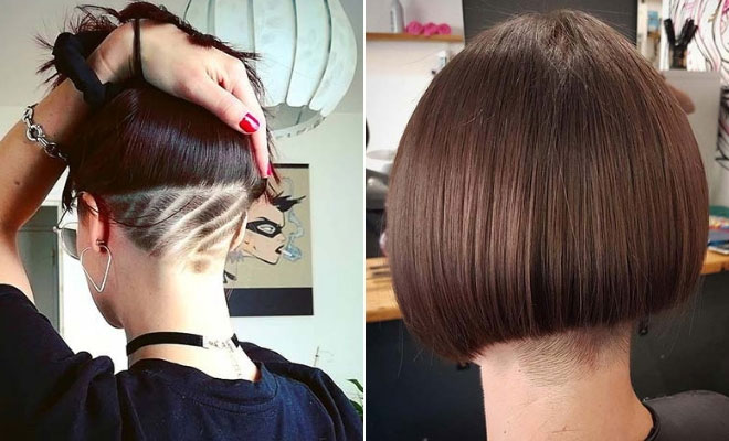 43 Bold And Beautiful Undercut Bob Haircuts Stayglam