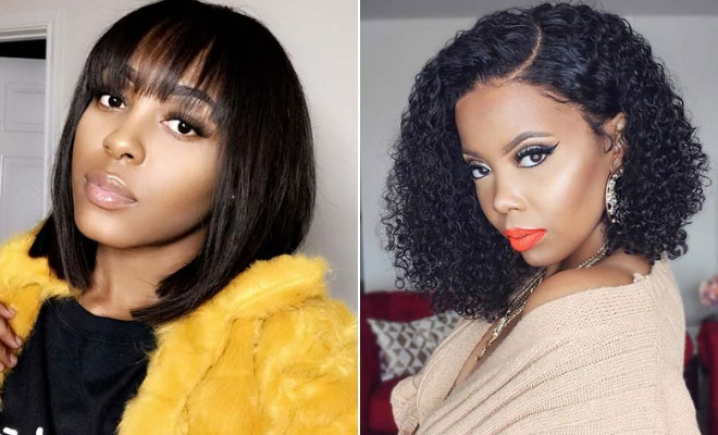 23 Popular Bob Weave Hairstyles For Black Women Stayglam