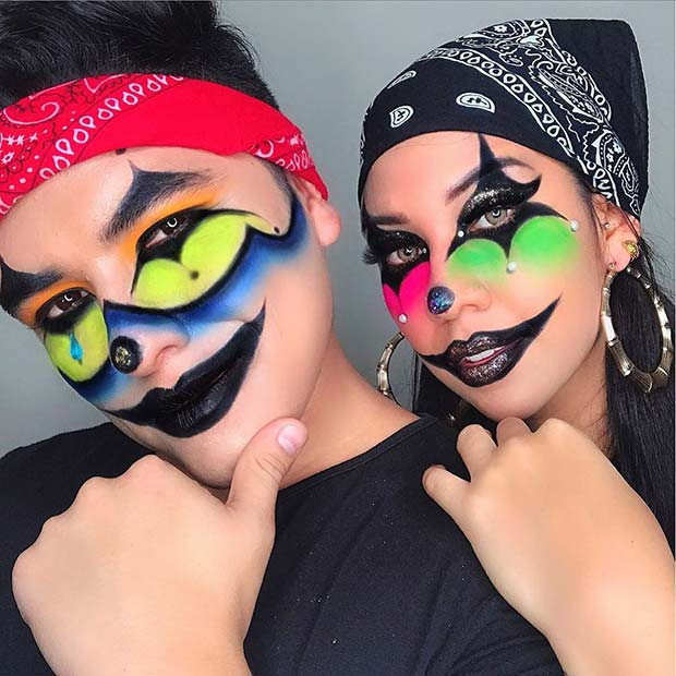 Gangster Clowns