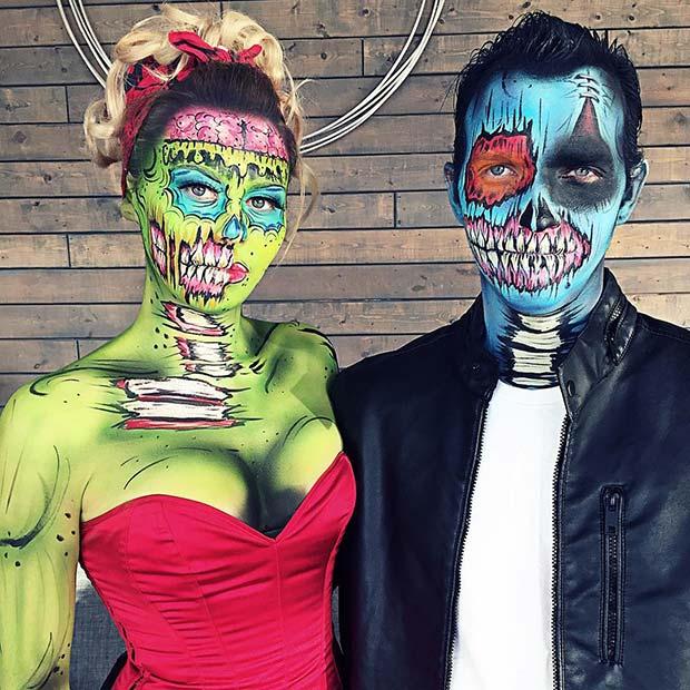 Pop Art Zombies