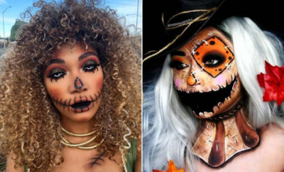 Scarecrow Makeup Ideas
