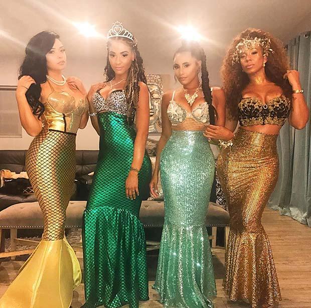 Glam Mermaids