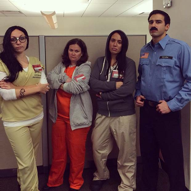 Orange is the New Black Costumes for Halloween