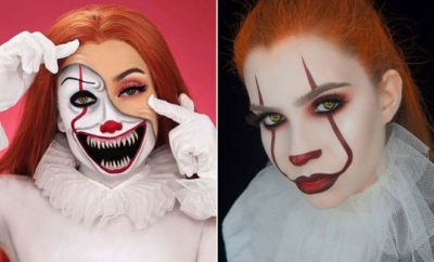 Pennywise Makeup Ideas