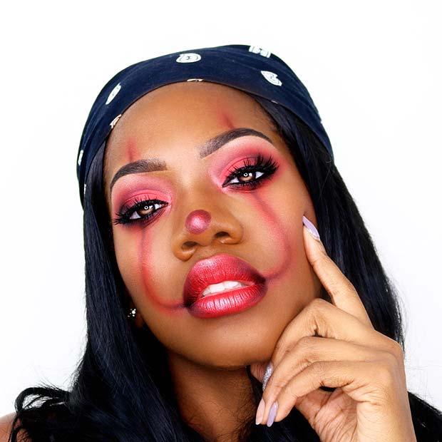 Simple Makeup Idea