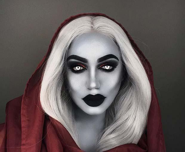 Spooky Makeup for Halloween