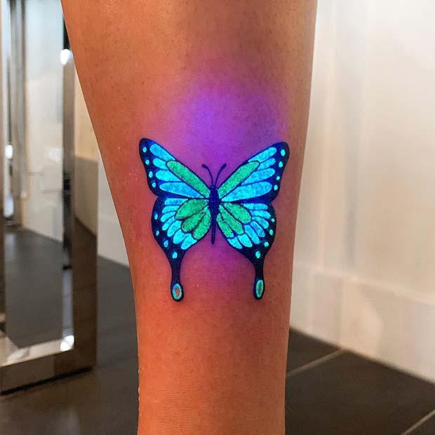 Stunning Butterfly Tattoo Idea