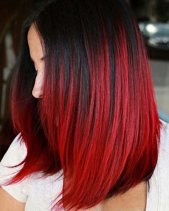 Bright and Bold Hair